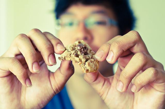 Peanut Nutella Cookies-20