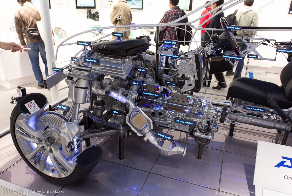 Motor Show - Parts 1