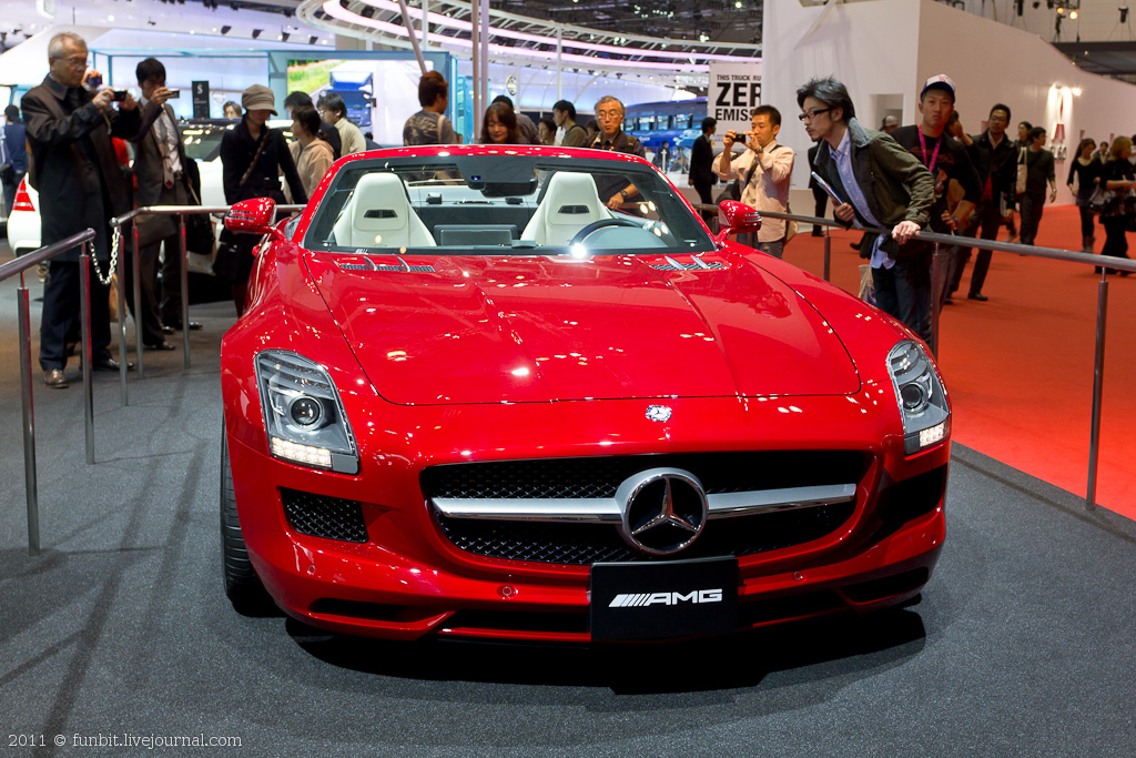 Motor Show - Mercedes 2