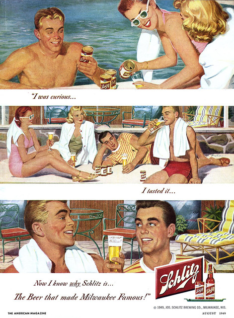 Schlitz-1949-swimming