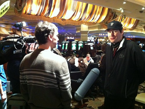 Phil Hellmuth Bust Out Interview