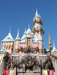 Sleeping Beauty's Castle (day shot)
