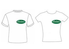 """Camiseta """"Merlotte's - Uniforme"""""""