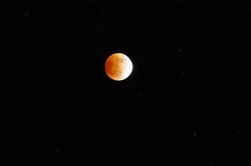 皆既月食2011-12-10