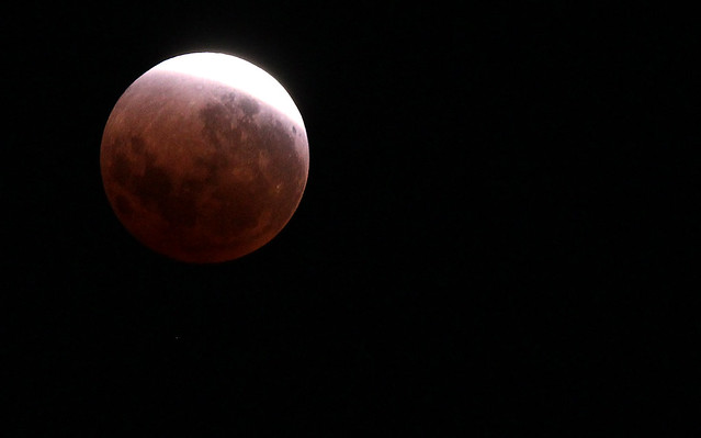 Lunar Eclipse 10/11 December 2011 - Viewed from Sydney Australia