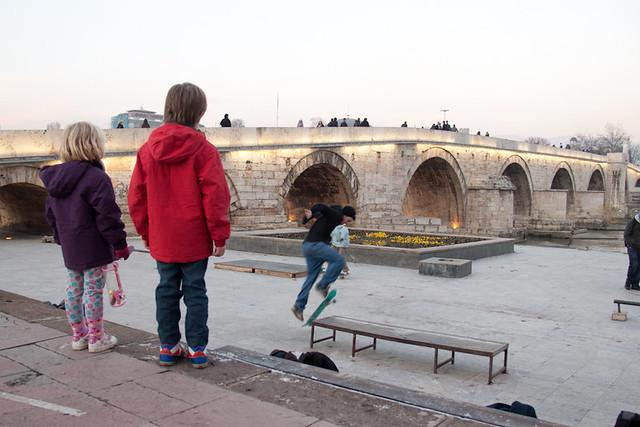 Skate lessons skopje