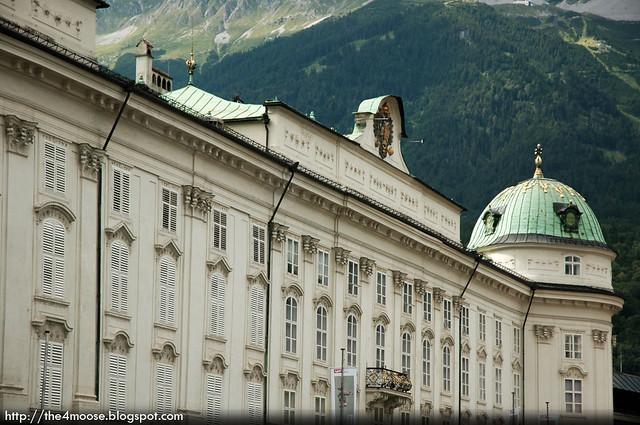 Hofburg, Innsbruck