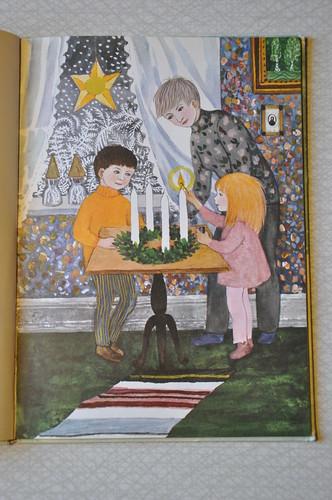 Måns och Mari om vintern
