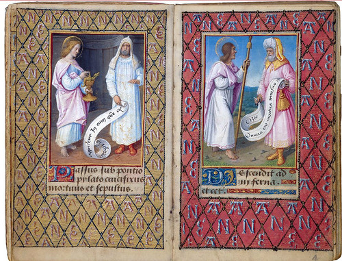 003-Prayer Book of Anne de Bretagne-siglo XV-Jean Poyer-© The Morgan Library & Museum