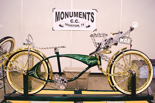 Custom Lowrider Bike | 29th Annual Los Magnificos Car Show | 016