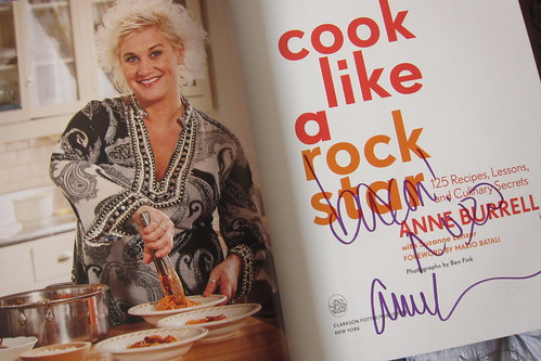 "Anne Burrell ""Cook Like a Rock Star"""