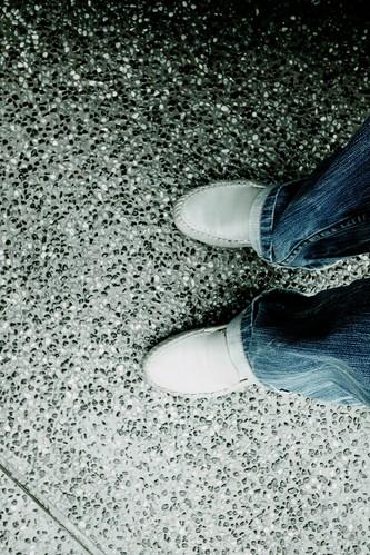 14/365。陳年的鞋