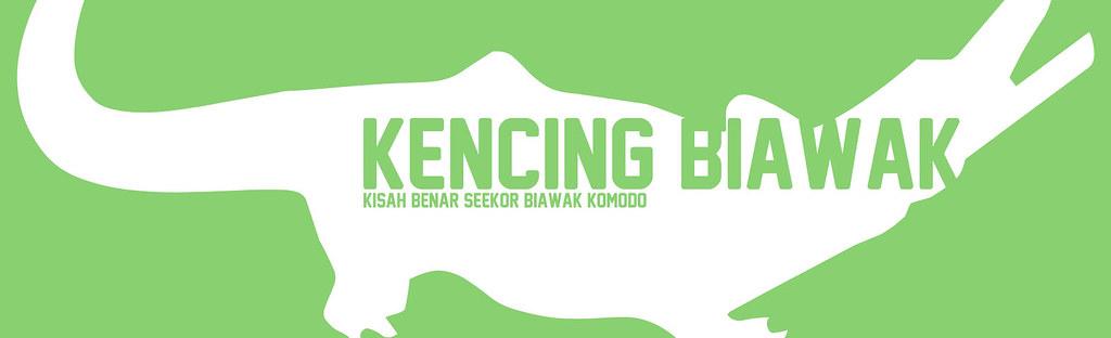 KENCING BIAWAK