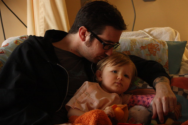 e and c in hospital