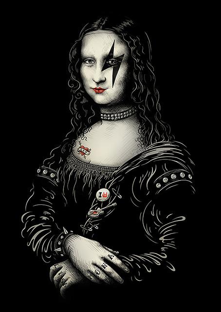 Cultura Pop Desconstruída Mona Lisa