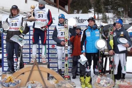 Kryštof Krýzl zajel 4. místo ve slalomu EP v Oberregenu