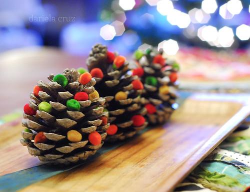 Pine Cone Arbolitos