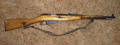 1943 Mosin Nagant 91/59