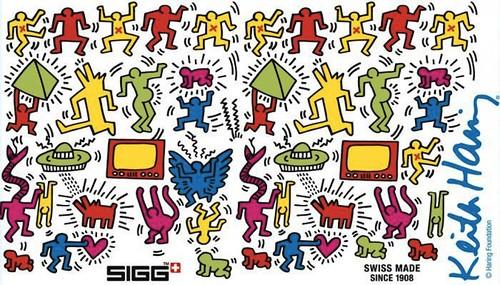 Keith Haring art 2