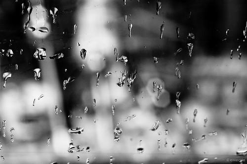 qué forma de llover !!! by eMecHe
