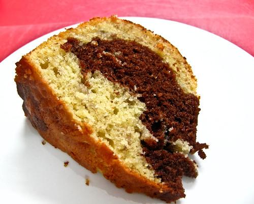IMG_0301  Marble Banana Bundt Cake