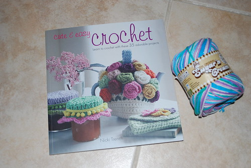 New Crochet Goodies