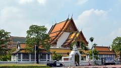 Bangkok - Wat Suthat (1)