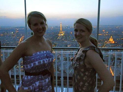 Nikki Lavoie in Paris