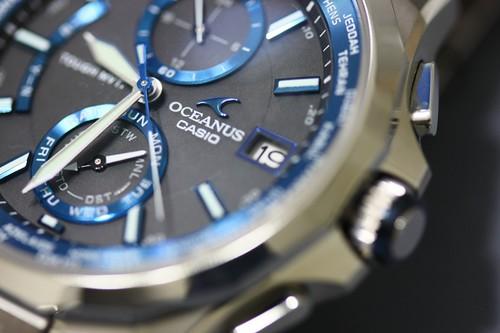 Oceanus Manta S2000