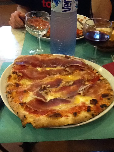 Barcelona | Foment Hortenc | Pizza de jamón