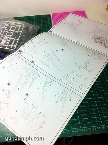 6544027321 4e3d50ea23 MG Quan[T] GN Sword IV Full Saber | BTF Colored Resin Kit | Unboxing