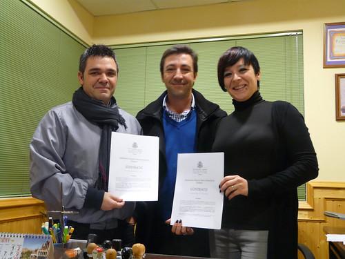 Firma Contrato (I)