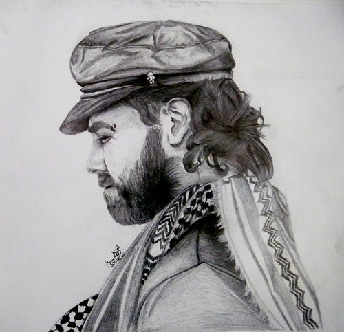 Vittorio Arrigoni, on Flickr