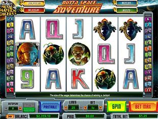 Spiele Outta Space Adventure - Video Slots Online