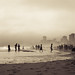 Even cloudy Rio is wonderful | Photo shot at Ipanema Beach, Rio de Janeiro, Brazil | Travel Photography