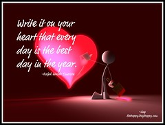 Write on your Heart