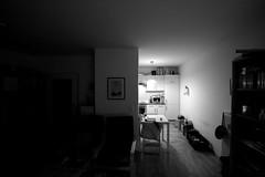 Küche mit Licht