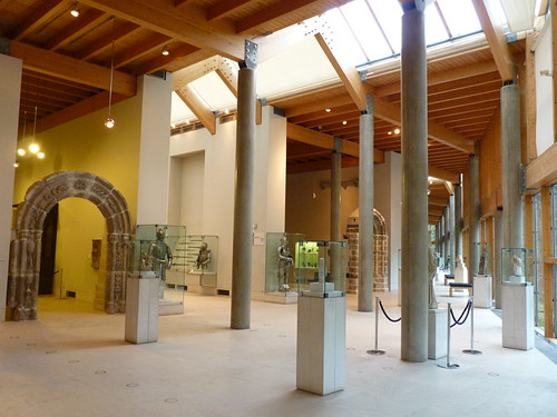 Burrell collection interior view 2