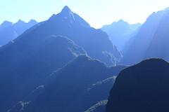 Andean mist