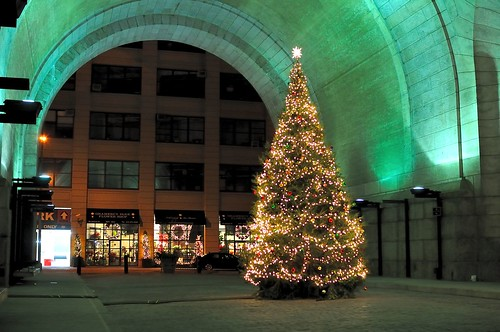 The Archway Christmas Tree 2011