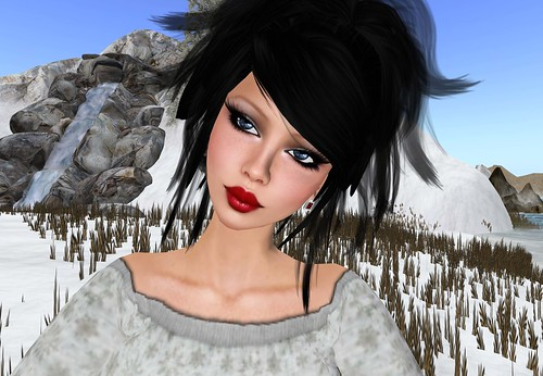 Belleza - Xmas Gift Lily (Group notices) by Cherokeeh Asteria