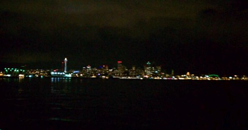 Seattle, from Elliott Bay. by Rocket_Jaz