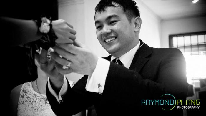 Raymond Phang (J&S) - Actual Day Wedding 24
