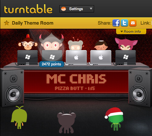"Songs with a ""Z"": @TurntableFM Challange"