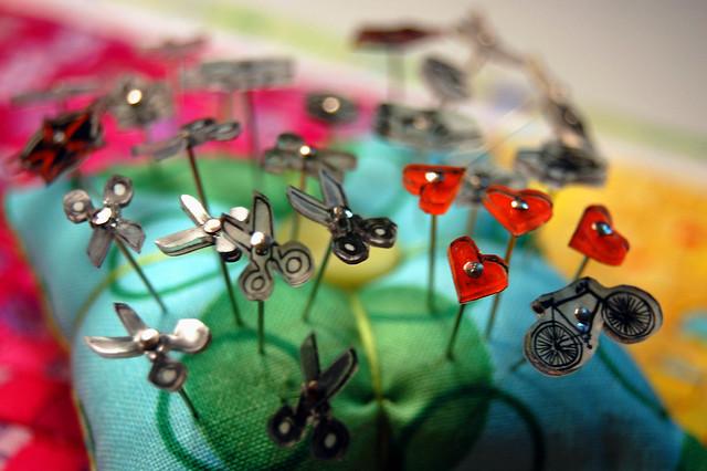 Handmade Pinheads