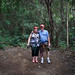 Gary and Lauralea on the Congo Trail Canopy Tour by Numinosity (Gary J Wood)