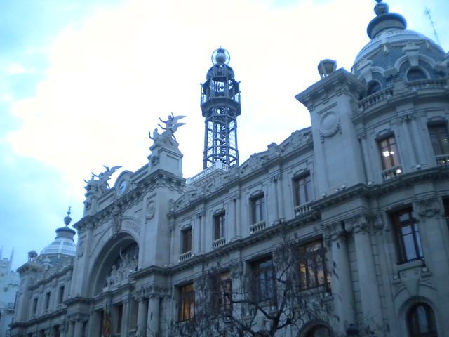 Oficina Central de Correos de Valencia