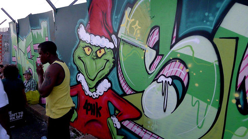 shelflife graffiti wall at cold turkey 3