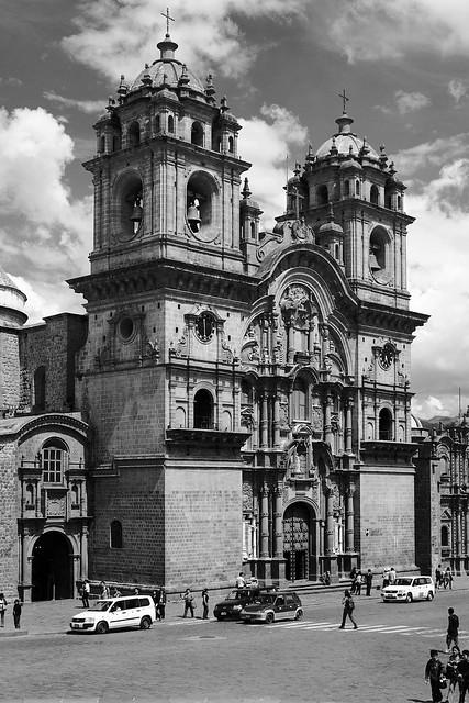 Iglesia La Compañía de Jesús, Cusco