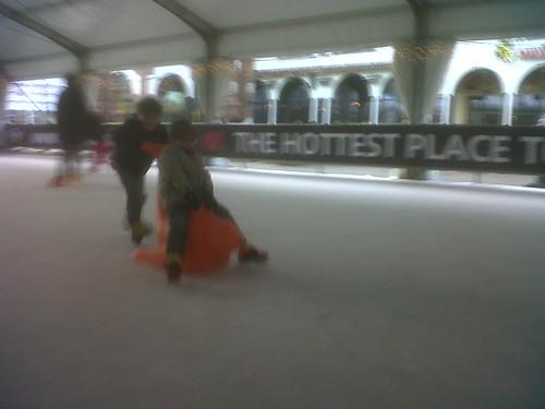 Actie foto